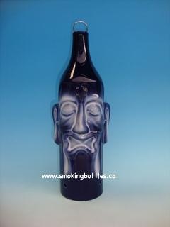 Tiki Smoking Incense Bottle