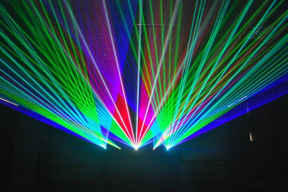 Extreme Logo Laser Display System (2383-V-Laser)