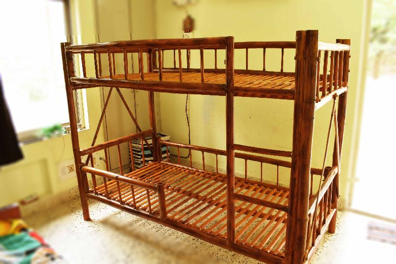 Bamboo Bunk Bed Manufacturer In Assam India By Luit Nirman Id