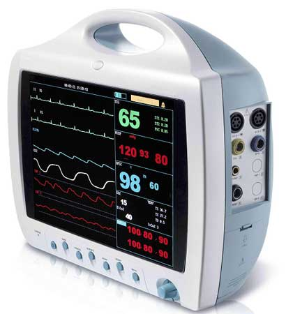 MM-C002 Patient Monitor (MM-C002 Patient Moni)