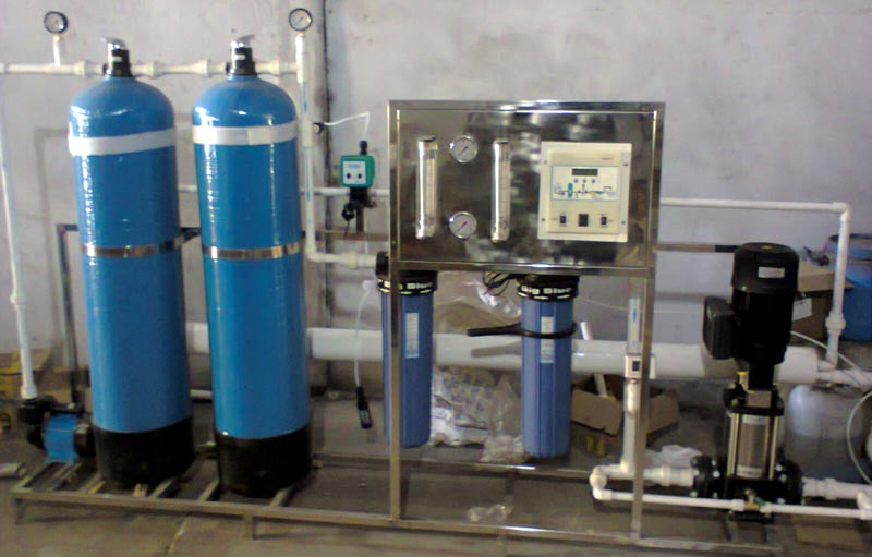 Commercial R O Plant Manufactures Manufacturer In