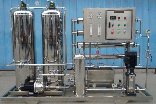 Commercial Water Filter Plant Manufacturer In Himatnagar