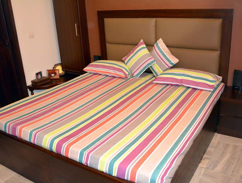 Amazing Striped Bed Sheets