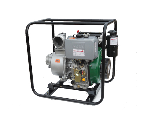 PORTABLE VERTICAL AIR COOLED DIESEL ENGINE