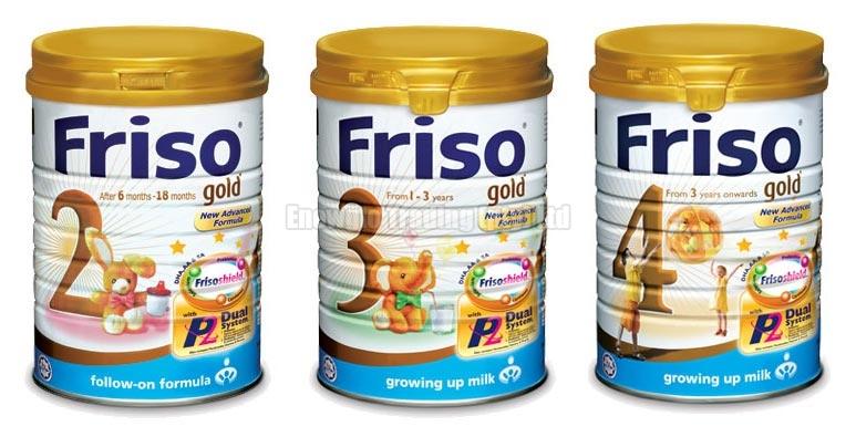 Friso Baby Milk Powder Manufacturer Amp Manufacturer From