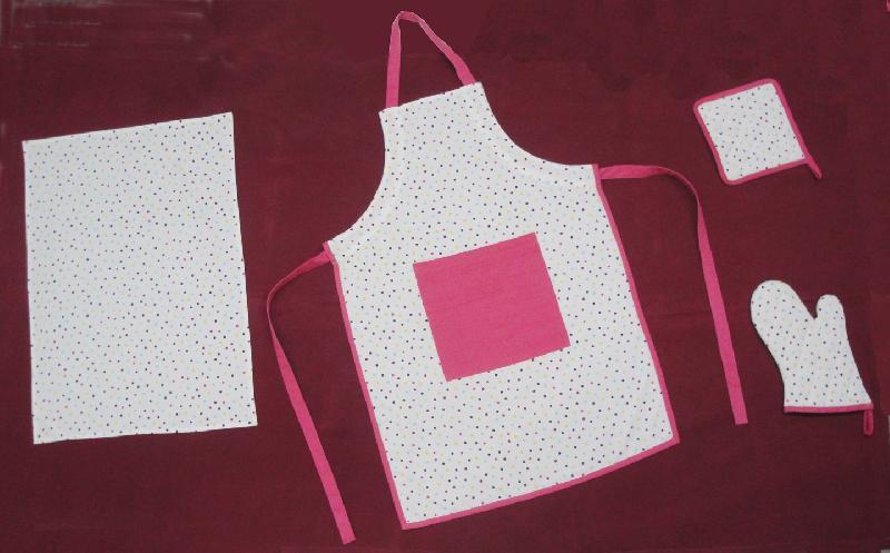 Printed Kitchen Linen