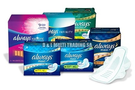 Feminine Hygiene Sanitary Pads Manufacturer & Exporters from