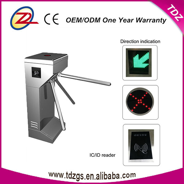 Barcode Scanner Vehicle Tripod Turnstile with Low Price