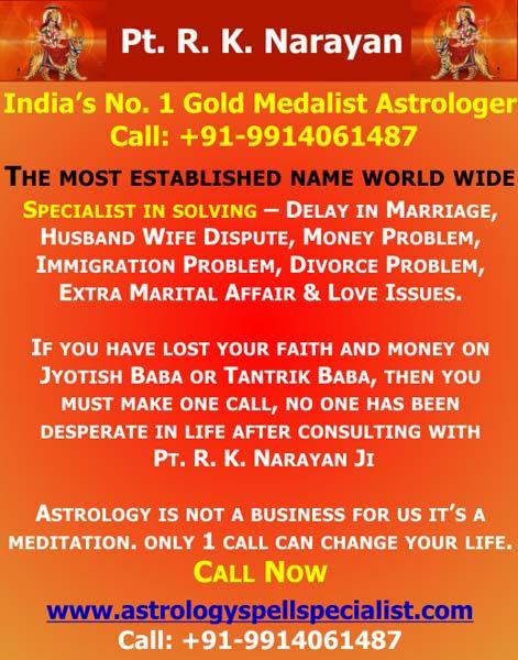 Services - Spell Consultant, Astrologer from Mumbai Maharashtra