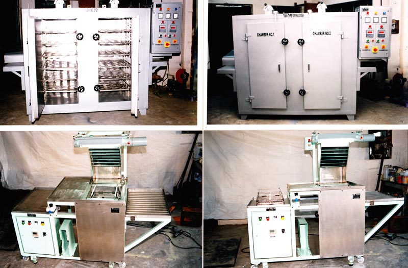 Dual Chamber Ovens