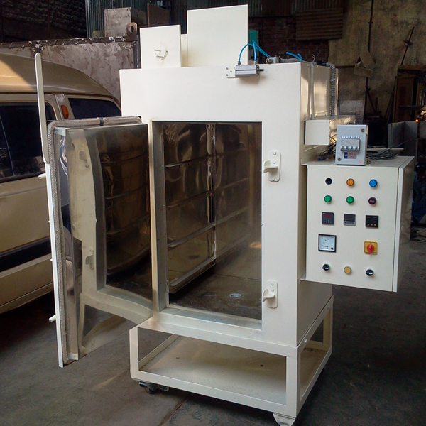 Automobile Industry Ovens