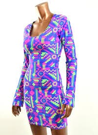 Ladies Geometric Top