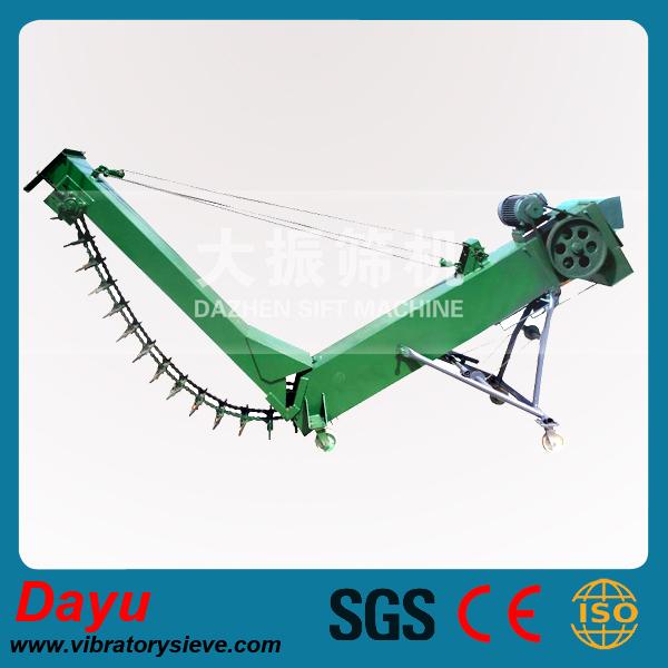 Buy Dzl Chain Type Grain Conveyor from Xinxiang Dazhen Sift Machine