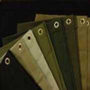 Waxed Canvas Fabric