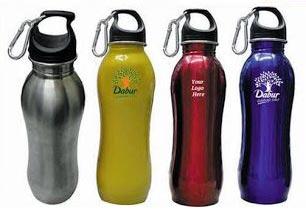 Steel Sipper Water Bottles