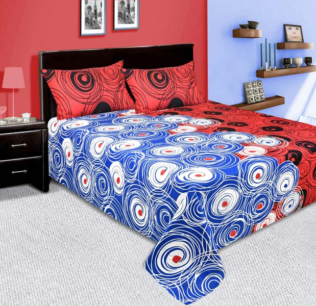 Printed Cotton Bedsheets