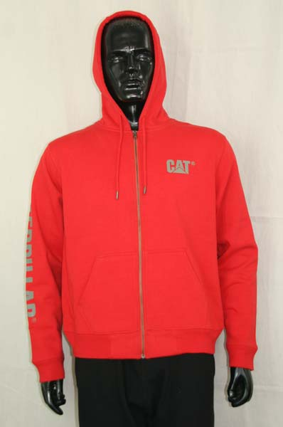 Pullover Hoodies with Full Open Zipper (SS- FZH-CAT)