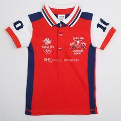 eb2ceacdd Boys Designer Polo T-Shirts Manufacturer & Exporters from Tirupur ...
