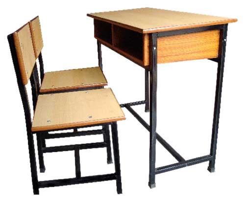 Buy Metal Desk from Decent Furniture & Play Material, India | ID ...