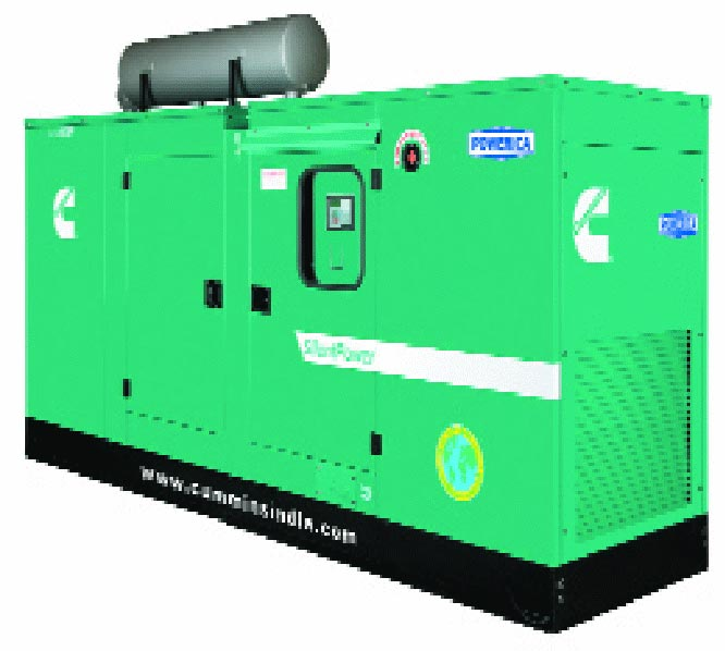 82.5-125 KVA Cummins Diesel Generator Manufacturer In
