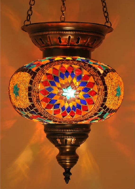 Buy Turkish Handmade Mosaic Lamps From Anatolian Mosaic