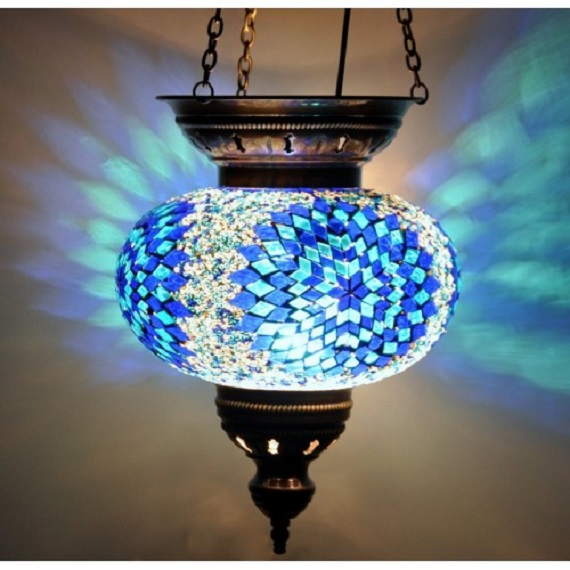 Buy Antique Handcrafted Buddha Lantern For Corporate: Buy Unique Turkish Handmade Mosaic Lamps From Anatolian