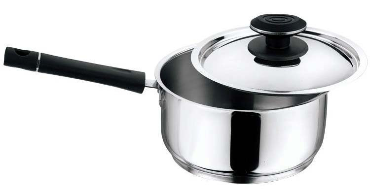 Ss tivoli sauce pan with lid manufacturer in malappuram kerala india by mizaj trading co id - Tivoli kitchenware ...