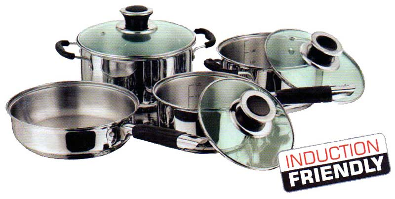 Stainless Steel-master Cheff Cookware (MCC-4)