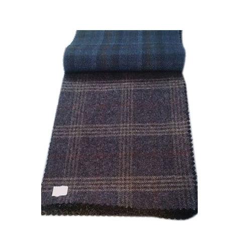Tweed Woolen Fabric