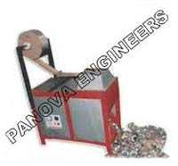 Single Die Paper Bowl Making Machine