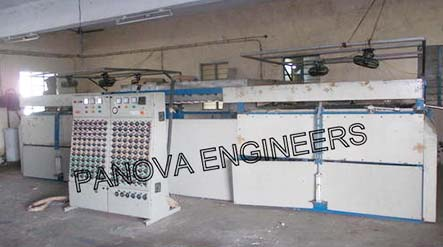 HPM Vacuum Forming Machine (PE HPM 01)