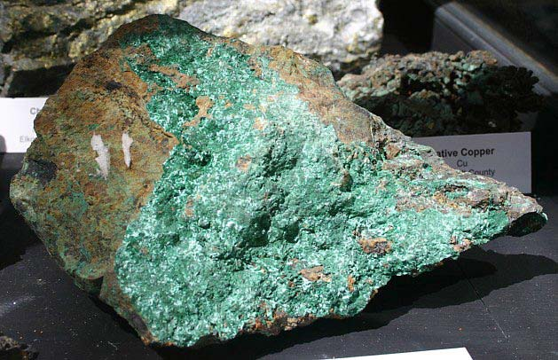 the history of the use of copper and molybdenum