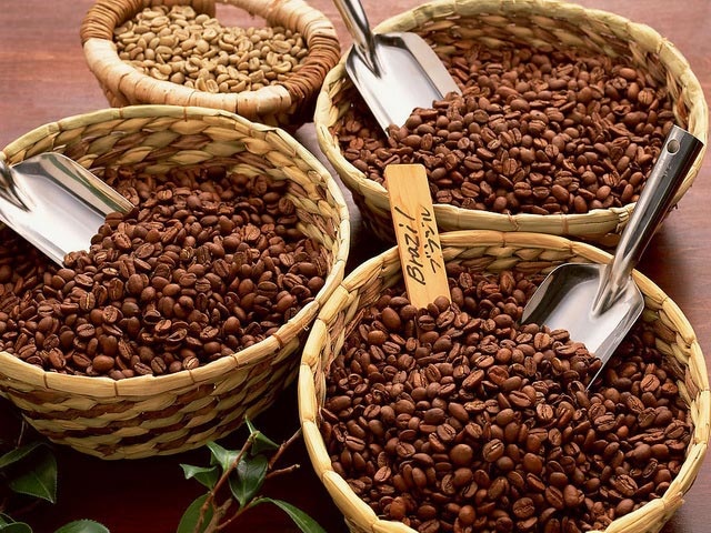 Buy Quality Green Arabica And Robusta Coffee Beans From