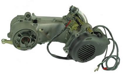 2 Stroke 50cc Jog Scooter Engine 1pe40qmb 1e40qmb Parts