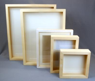 Wooden Box Photo Frames Manufacturer In