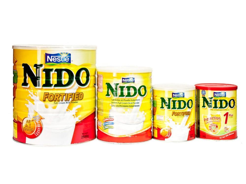 Nido Milk Powder Manufacturer Amp Manufacturer From