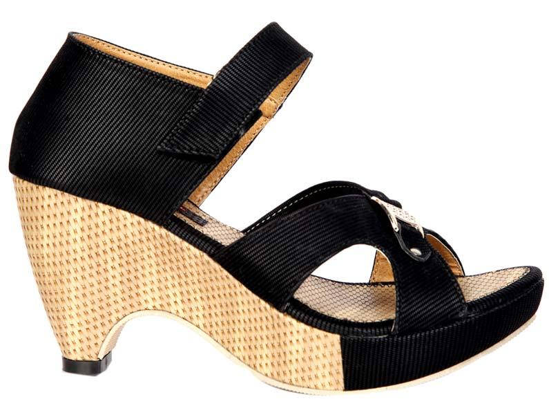 5fa2c6d1f480 Buy Ladies Heel Sandal from Thakur Footwear Company (T.F.C)