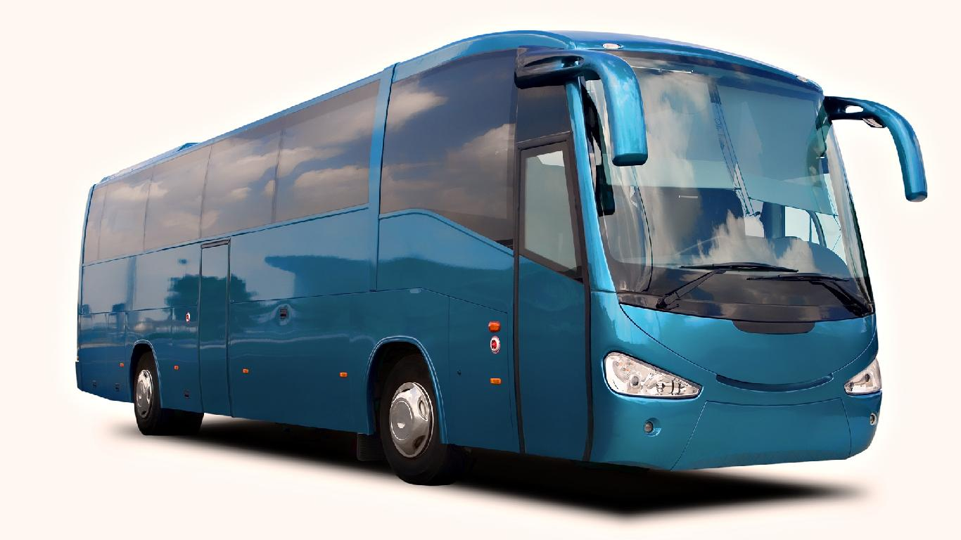 India Tours And Travels Bus Images