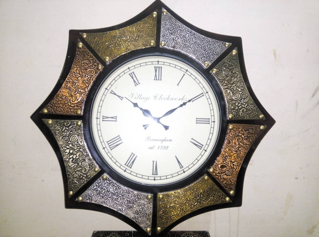Star Antique Wall Clock Manufacturer In Chennai Tamil Nadu India By