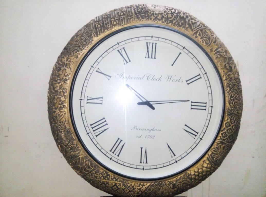 Tribal Antique Wall Clock Manufacturer In Chennai Tamil Nadu India