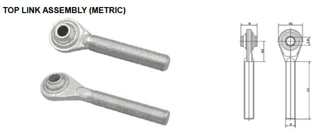 Metric Top Link Assembly