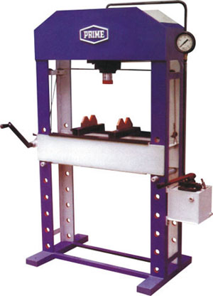 Power Operated Hydraulic Press