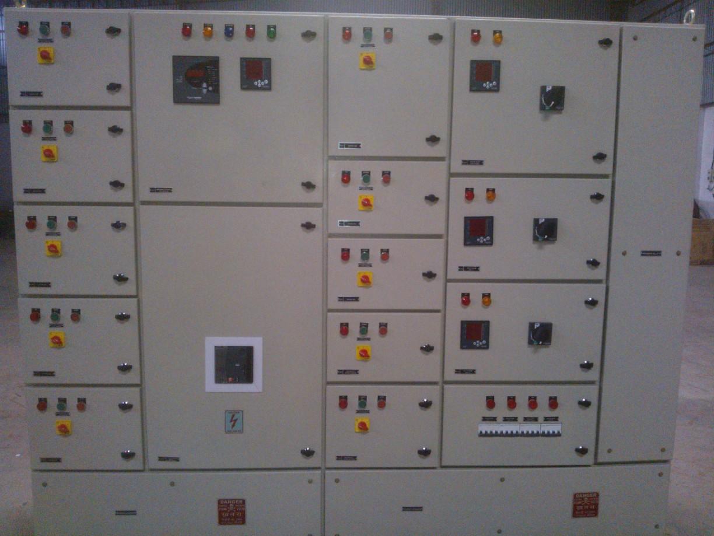 Mcc Panel Manufacturer in Rajkot Gujarat India by Electro ...