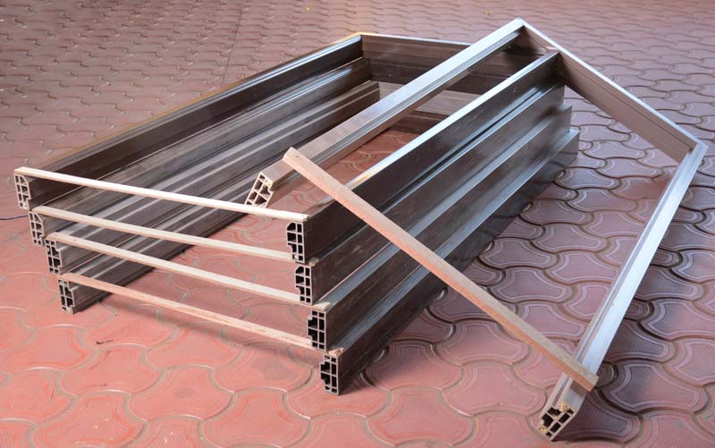 Pvc Door Frame : Buy wpc door frame from mapac technology india id