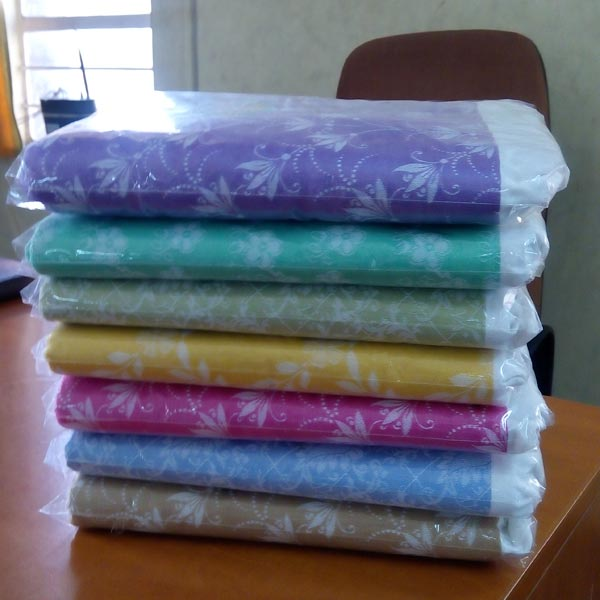 Jacquard Bed Sheet