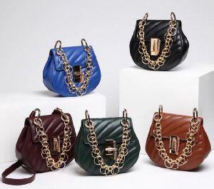 Leather Designer Shoulder Bag