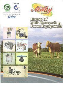 Milk Dairy Equipment