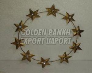 Handmade Star Wreath