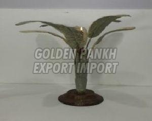 Handmasebanana Tree Candle Holder