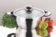 Classic Stainless Steel Dutch Oven